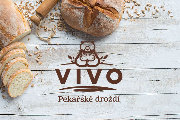 Logo VIVO - pracovní deska