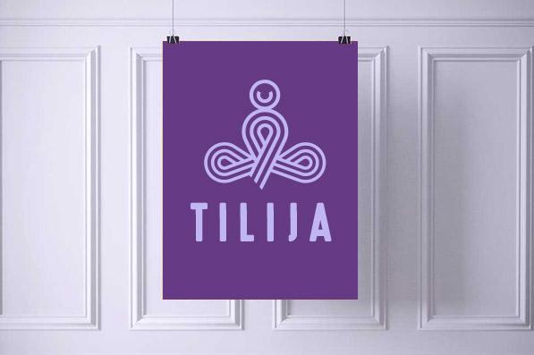 Tilija - logo