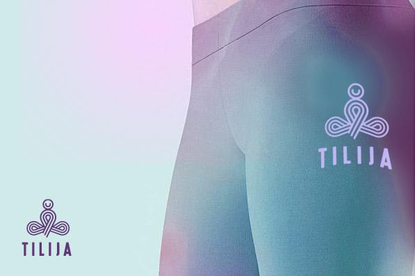Tilija - kalhoty s logem