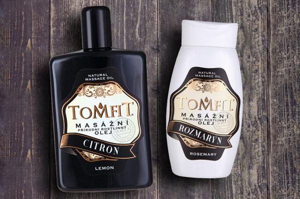 Tomfit - olej